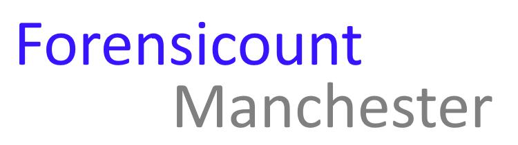 Forensicount Logo